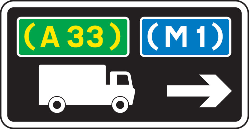 direction-sign-other-advisory-route-lorries